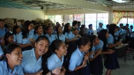 2020년 2월 파나마에서 온 선교소…