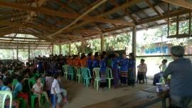 태국에서 조요나 선교사님의 선교소식
